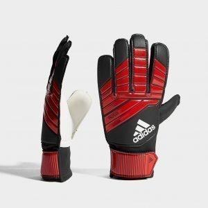 Adidas Predator Goalkeeper Gloves Musta