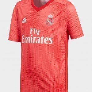 Adidas Real Madrid 2018/19 Kolmas Paita Punainen