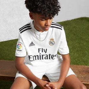 Adidas Real Madrid 2018/19 Kotipaita Valkoinen