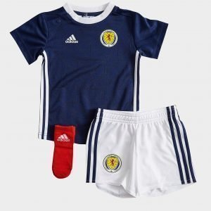 Adidas Scotland 2018/19 Home Kit Infant Laivastonsininen