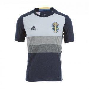 Adidas Svff Away Jersey Tekninen T-paita Sininen / Keltainen