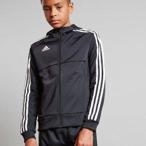 Adidas Tango Full Zip Woven Huppari Musta
