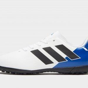 Adidas Team Mode Nemeziz Messi 18.4 Tf Valkoinen