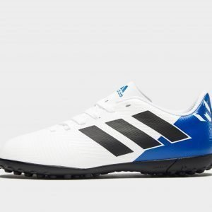 Adidas Team Mode Nemeziz Messi 18.5 Tf Valkoinen