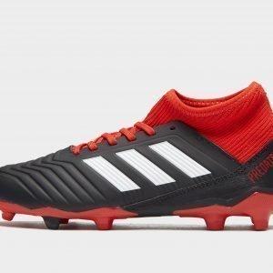 Adidas Team Mode Predator 18.3 Fg Musta