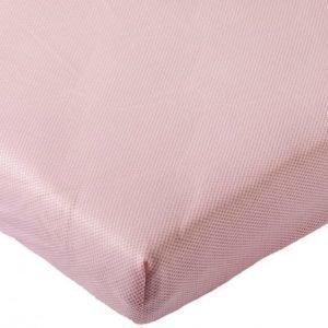AeroSleep Aluslakana Pinnasänky 60 x 120 cm vaaleanpunainen