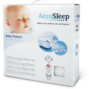 AeroSleep Sijauspatja Vauvansänky 40 x 90 cm