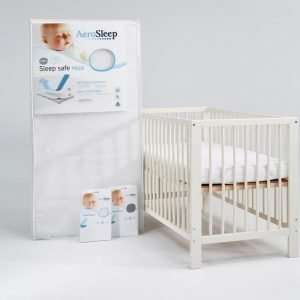 AeroSleep Sleep Safe -patjapaketti Essential 60 x 120 cm