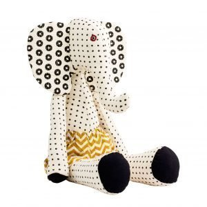 Afroart Elephant Frank Pehmolelu 50 Cm