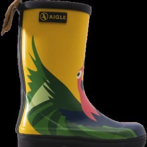 Aigle Woodypop Fun Boot Kumisaappaat