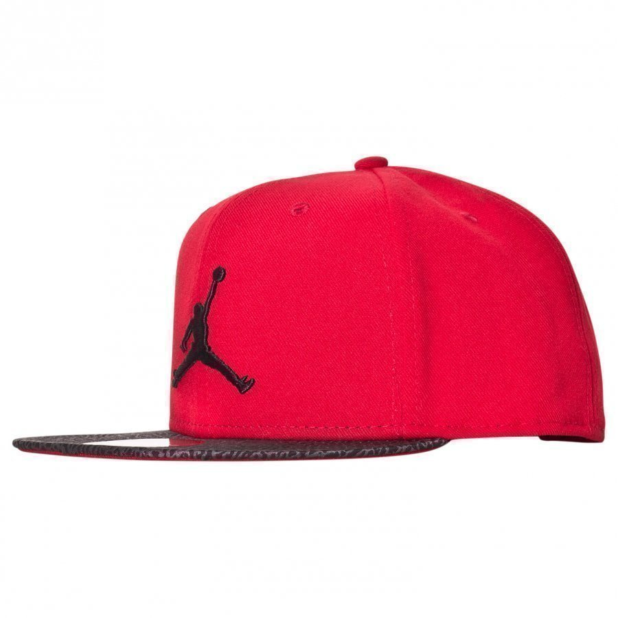 Air Jordan Jumpman Elephant Snapback Red Lippis