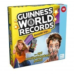 Alga Guinness World Records Peli