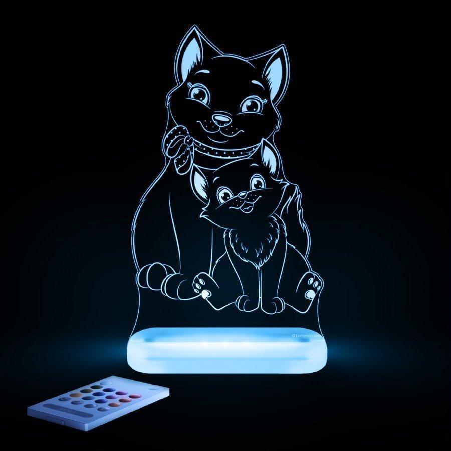 Aloka Yövalo Kissa