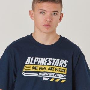 Alpinestars Bravo Tee T-Paita Sininen