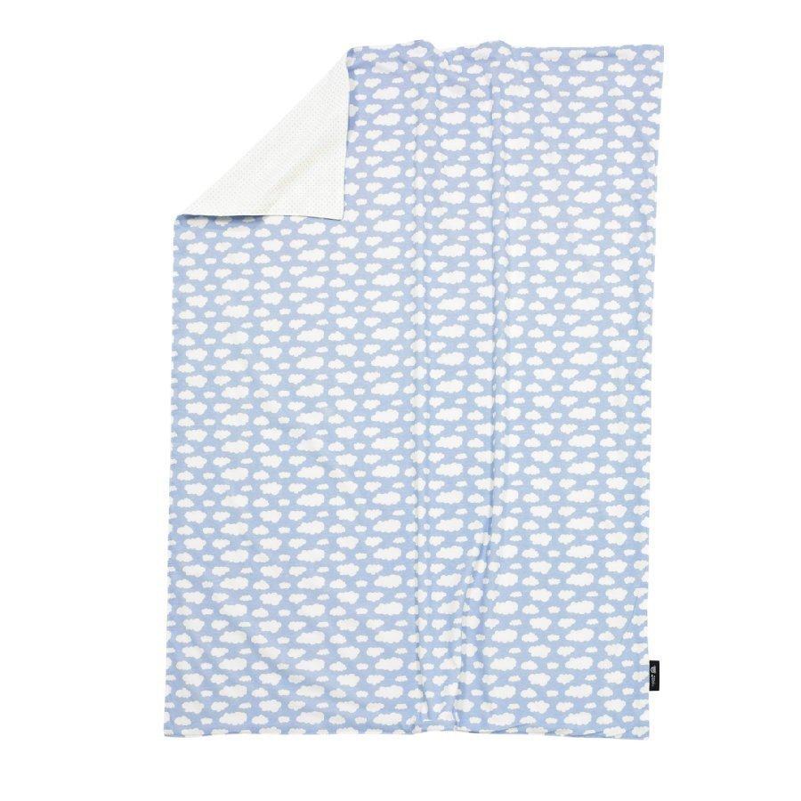 Alvi Vauvan Peitto Pilvet / Sininen 75 X 100 Cm