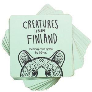 Andbros Creatures From Finland Muistipeli