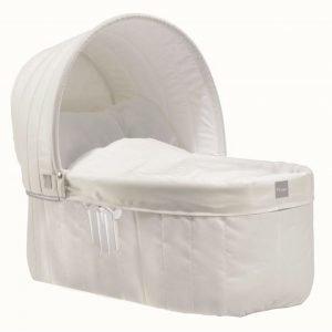 Angel Hood for Nest Vauvansängyn kuomu Valkoinen