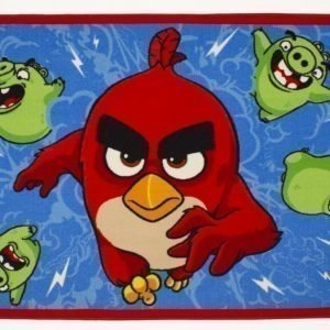 Angry Birds Matto Feathered & furious 95 x 133 cm