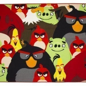 Angry Birds Matto Group 95 x 133 cm