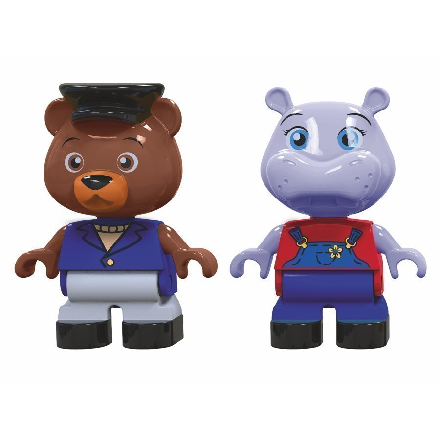 Aquaplay Hahmot Hippo Ja Karhu