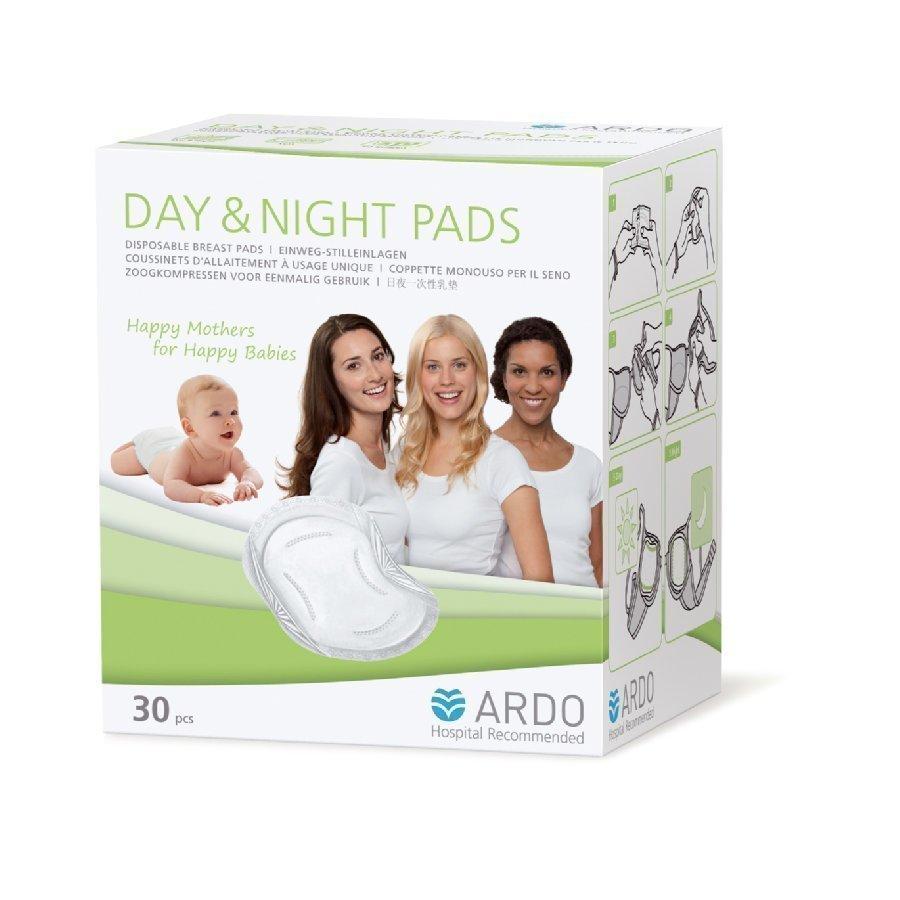 Ardo Day & Night Liivinsuojat Kertakäyttöiset 30 Kpl