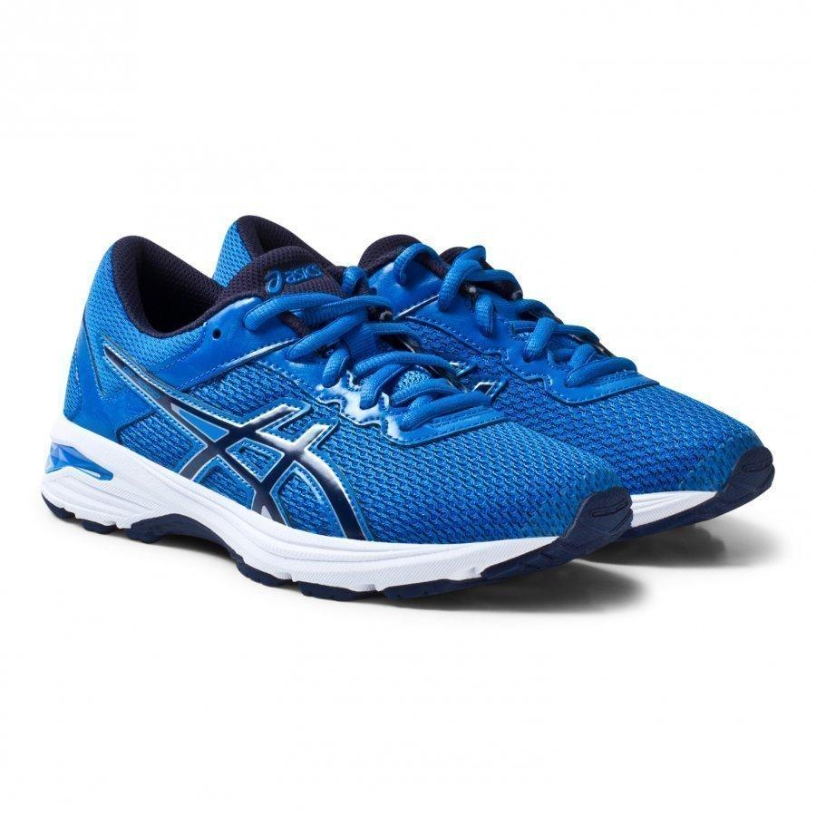 Asics Blue Junior Gt-1000 6 Running Trainers Urheilukengät