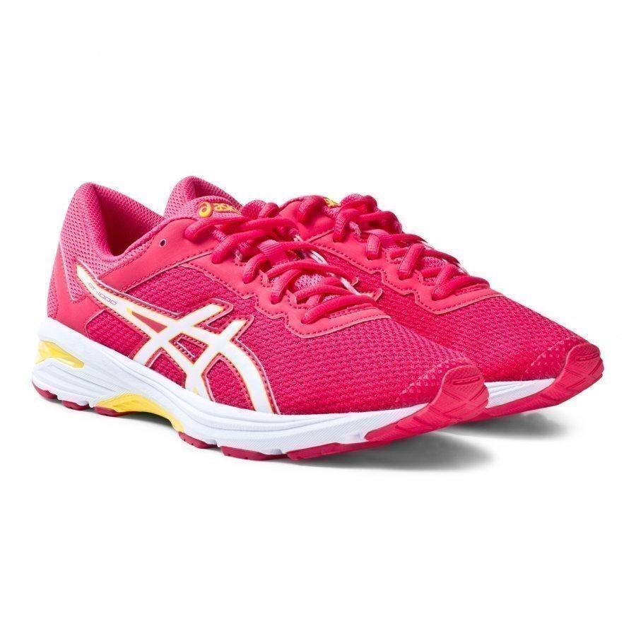 Asics Pink Junior Gt-1000 6 Running Trainers Urheilukengät