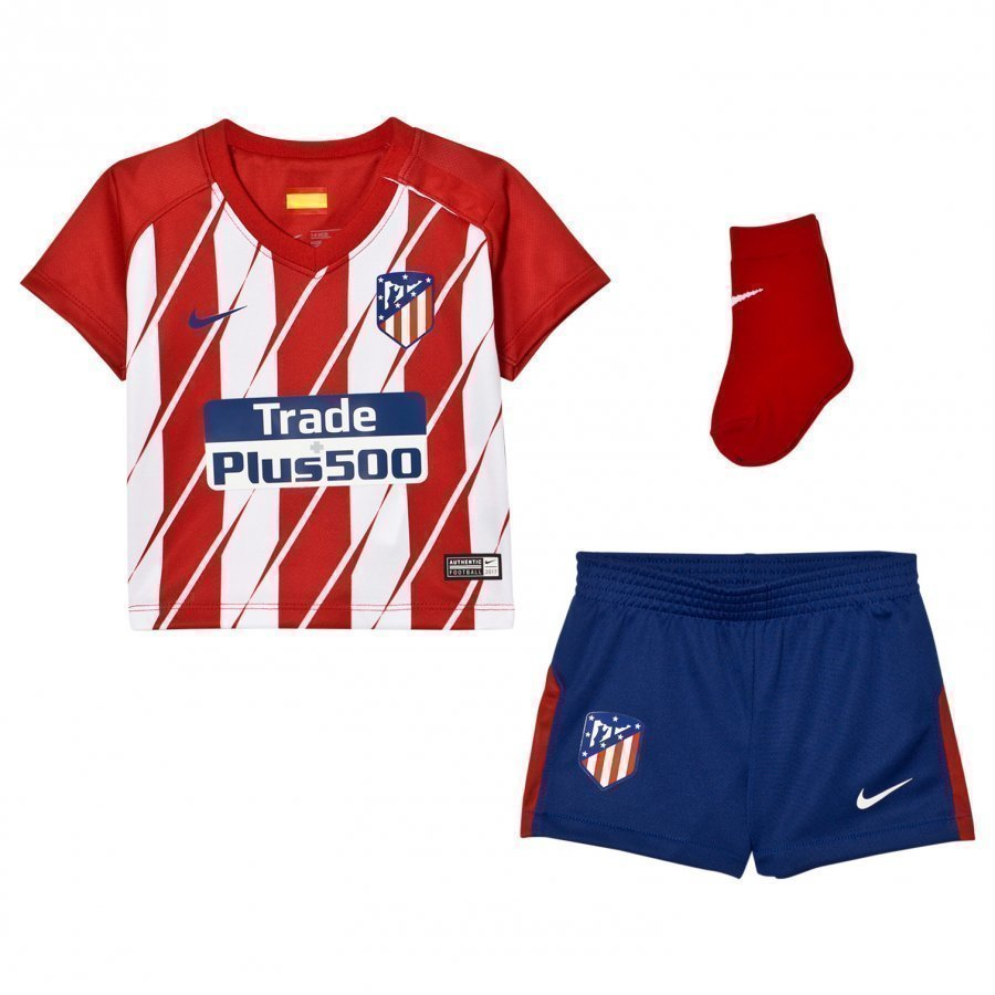 Atletico Madrid Infant's Home Kit Jalkapalloasu