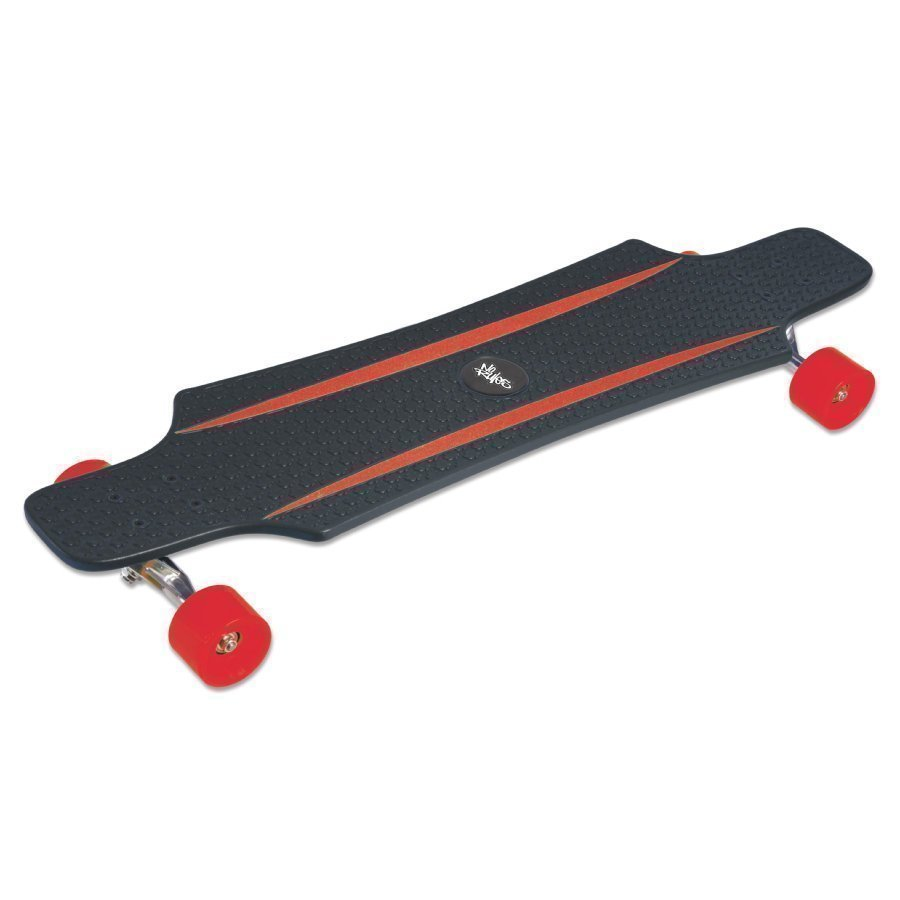 Authentic Sports Longboard Pp Flex Abec 7