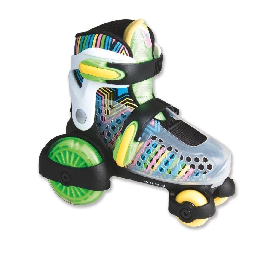 Authentic Sports Muuwmi Neon Rullaluistimet Koko 30 33