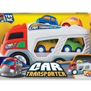 Autokuljetusrekka