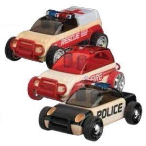 Automoblox S9 Poliisi X9 Paloauto T900 Ambulanssi