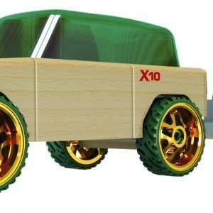 Automoblox X10 Maasturi Ja Moottoripyörä