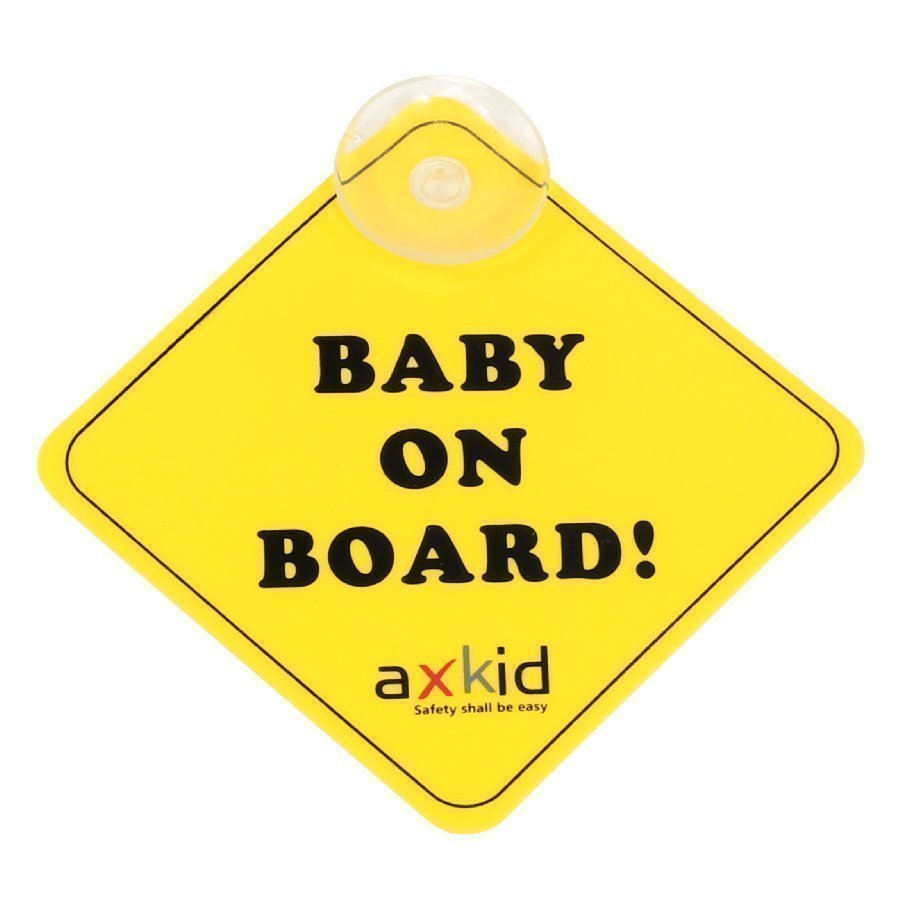 Axkid Kyltti Baby On Board