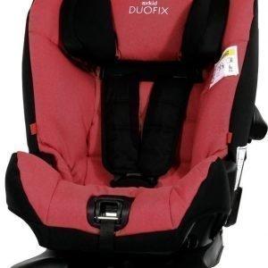 Axkid Turvaistuin Duofix ISOfix 9-25 kg Punainen
