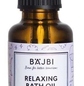 BÄJBI Relaxing Bath Oil