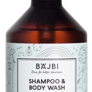 BÄJBI Shampoo & Body Wash