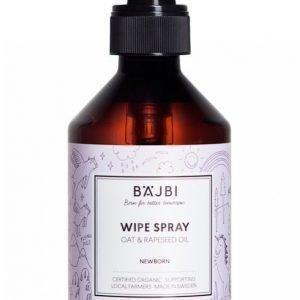 Bäjbi Wipe Spray 260 Ml Puhdistussuihke