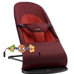 BABYBJÖRN Balance Soft Babysitteri + Puulelu