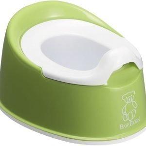 BABYBJÖRN Smart Potta Vihreä/Valkoinen