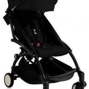 BABYZEN Päällinen istuinosaan YOYO 6 kk + Musta