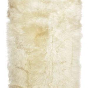 BOZZ Istuinpehmuste lampaantaljaa Valkoinen