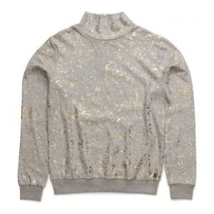BY HOUNd High Collar Sweatshirt