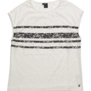 BY HOUNd Lace Tee S/S