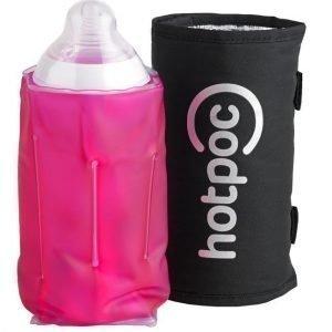 Bababing Pullonlämmitin HotPoc Pinkki