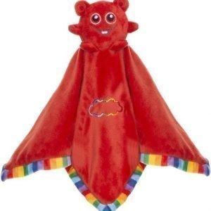 Babblarna Baby Uniriepu Bobbo Punainen