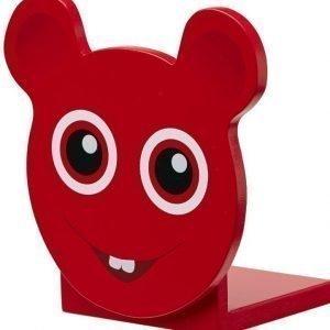 Babblarna Kirjatuki Bobbo Punainen
