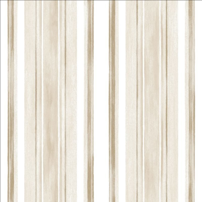 Babies Tapetti Stripes Sand