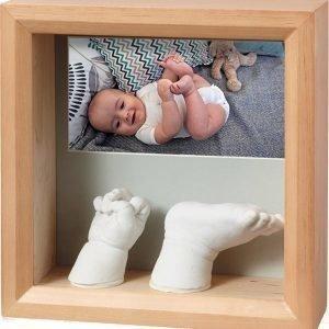 Baby Art Valokuvakehys & kipsivalu