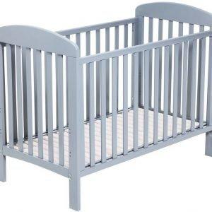 Baby Dan Bedside Crib Alfred 3-in-1 Harmaa